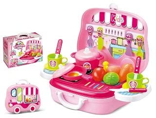 008-915 Educar Kitchen Cook Little Chef Set