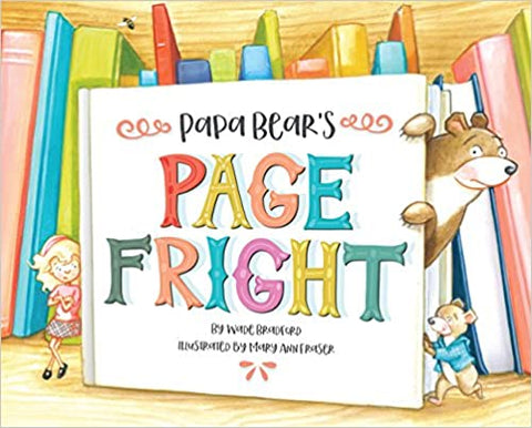 J5986 Peter Pauper Papa Bear's Page Fright (T)