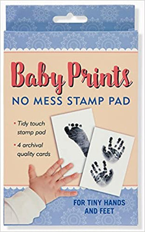 J6393 Peter Pauper Baby Prints No mess Stamp Pad