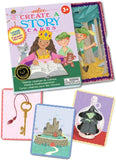 50455 TSMIX2 Eeboo Create a Story Cards Fairytale Mix-up (T)
