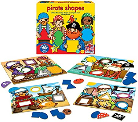 052 Orchard Pirate Shapes
