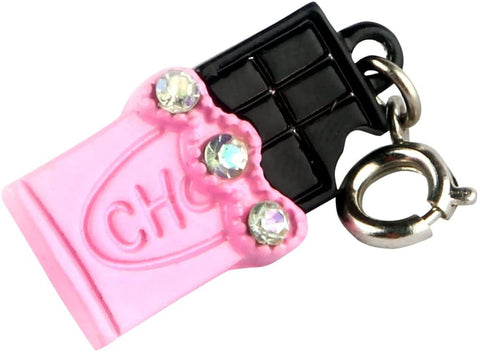 IACICC673 Charm It Chocolate Bar Charm