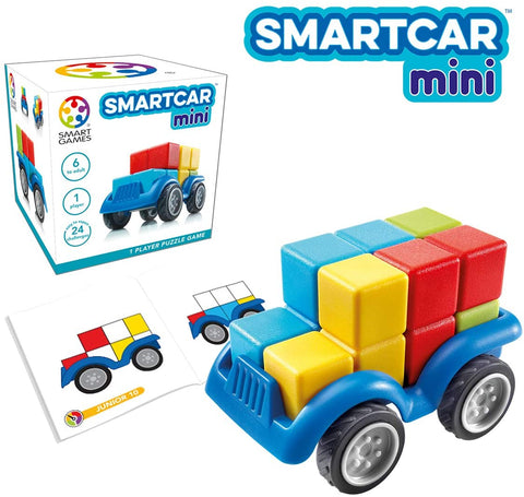 SG501 Smart Games Smartcar Mini