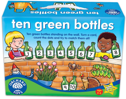 072 Orchard Ten Green Bottles