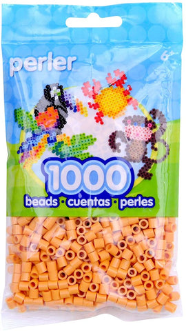 80-19090 Perler 1000 Beads butterscotch