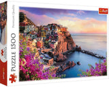 26137 Trefl View of Manarola, Italy