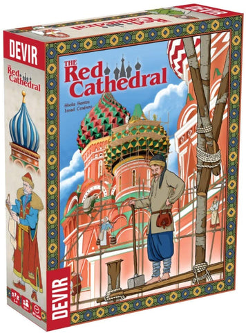 62104 Devir Red Cathedral