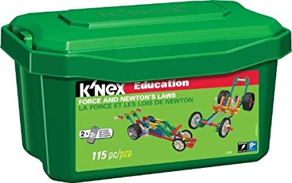 77052 K'Nex Education Force and Newton's Laws (T)