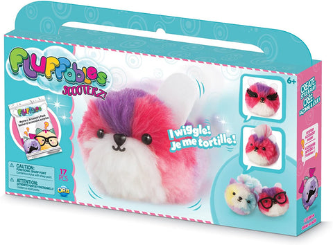 78300 Orb Fluffables Scooterz Ice Cream (T)