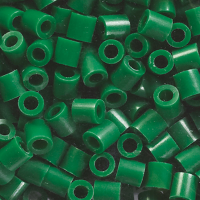 80-19010 Perler 1000 Beads dark green