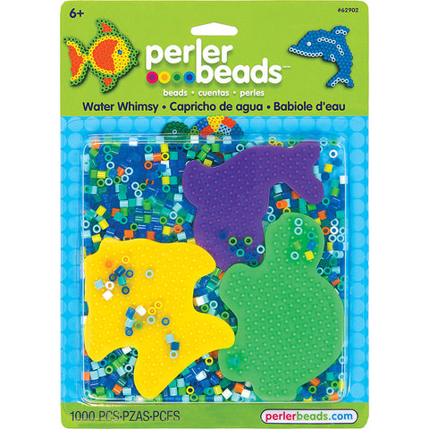 80-62902 Perler Water Whimsy blister