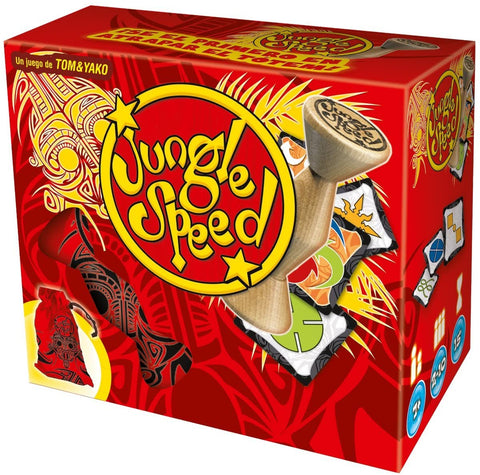 JS03ES Asmodee Jungle Speed