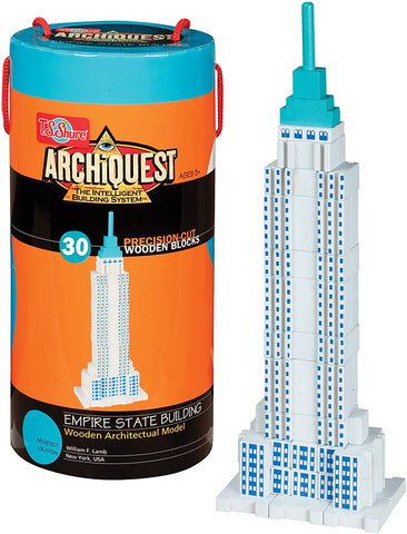 2032 Shure Empire State Archiquest (T)