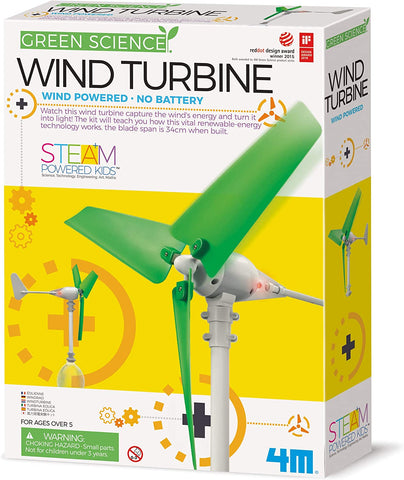 03378 4M Build Your Own Wind Turbine