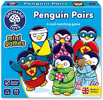 351 Orchard Penguin Pairs