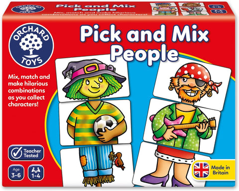 008 Orchard Pick and Mix People