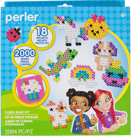 80-54379 Perler Fused Bead Kit Fun with Beads