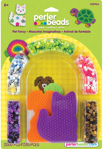 55964 Perler Pet Fancy blister