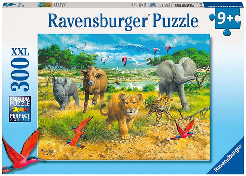 13219 Ravensburger African Animal Babies