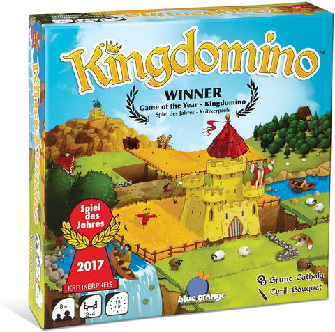 904406 BlueOrange Kingdomino (T)