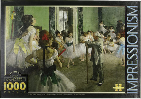 72801 DToys The Dancing Class, Degas