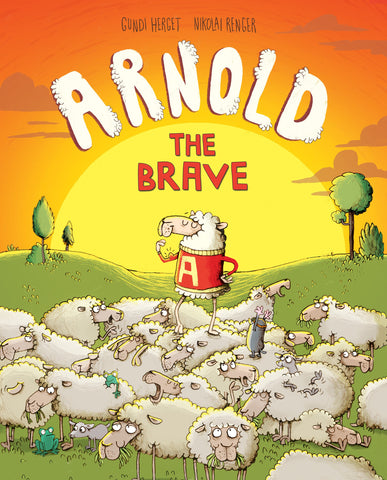 J6508 Peter Pauper Arnold The Brave (T)