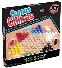 JEF-8408 Jef Damas Chinas (T)