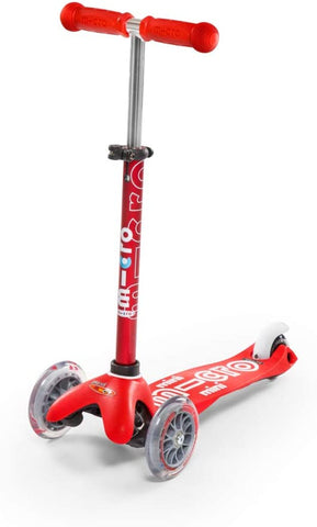 MMD007 Micro Mini Micro Deluxe Red Scooter