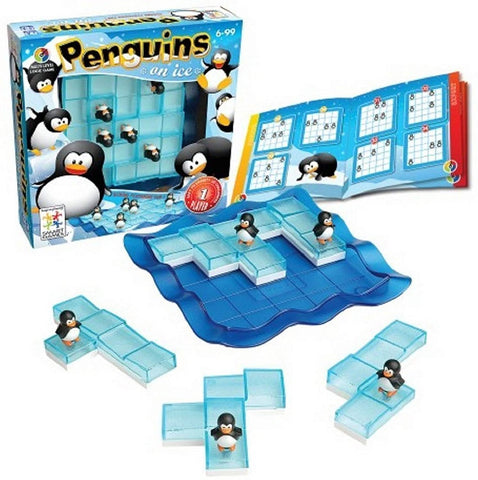 SG 155 Smart Games Penguins on Ice (T)