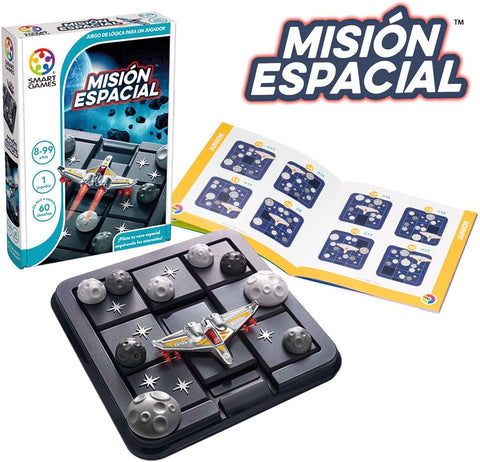 SG 426 Smart Games Misión Espacial (T)