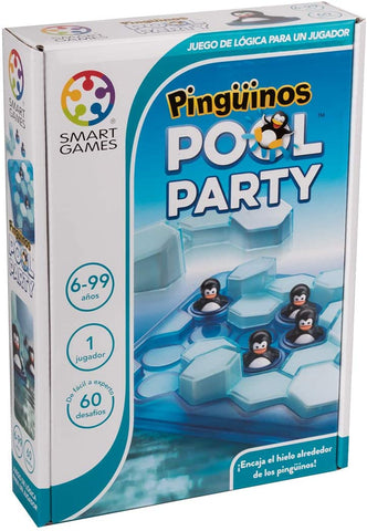 SG 431 Smart Games Penguins Pool Party (T)