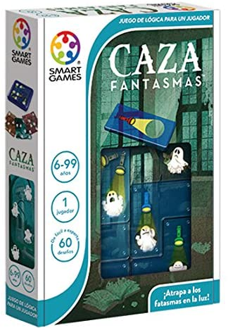 SG 433 Smart Games Caza Fantasmas (T)