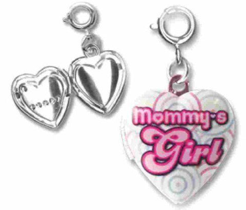 ICICC807 Charm It Mommy's Girl Locket Charm
