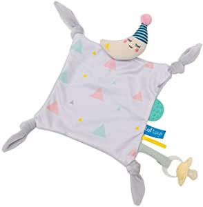 TAF-12115 Taf Mini Moon Blankie (T)