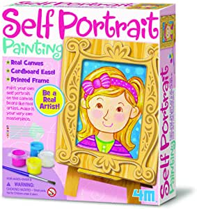 04589 4M Self Portrait Painting (T)