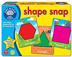 027 Orchard Shape Snap New