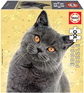 18807 Educa British Shorthair Cat