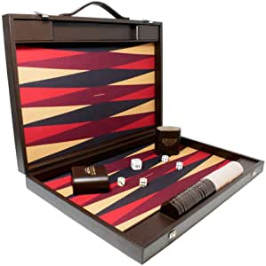 207 NF Novelty Backgammon Frengie Profesional (T)