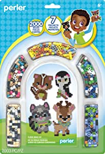 80-63056 Perler Forest Friends blister
