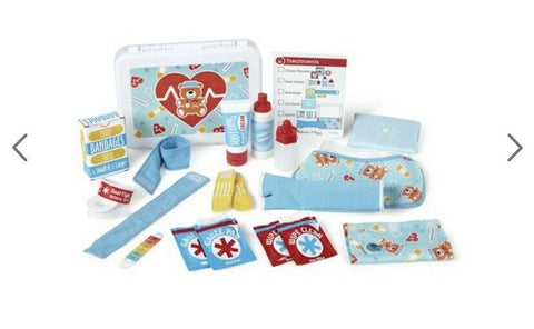 40601 M&D First Aid Play Set