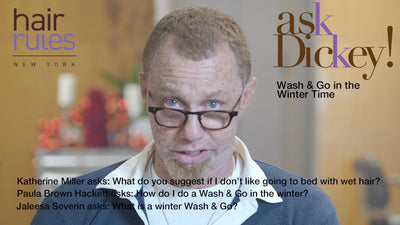 Ask Dickey! E11: All About Winter Wash & Go