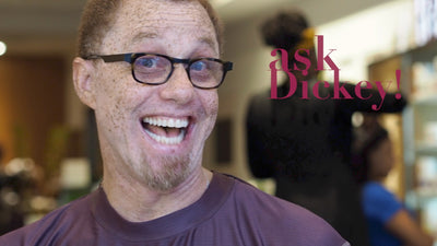 Ask Dickey! E8: Why Do Stylists Cut Way Too Much?