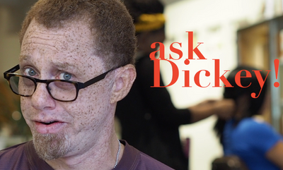 Ask Dickey! Episode 6: Do I Need A Silk Press Before A Cut?