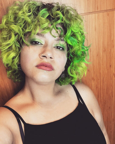 Meet hair rules' new junior colorist: Leanna Mejia