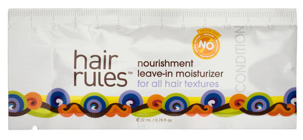 Nourishment Leave-In Moisturizer Packet
