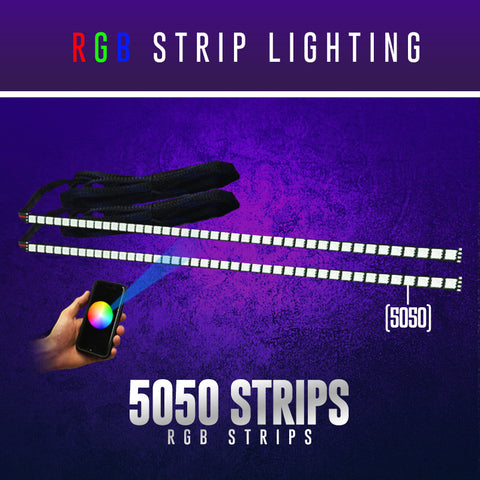 5050 Flexile RGB Strips