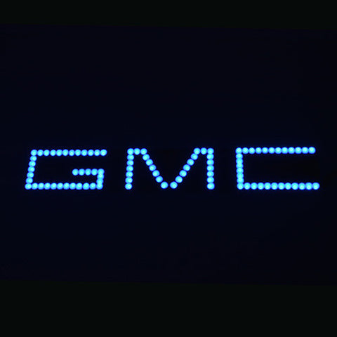 GMC Color Changing Emblem