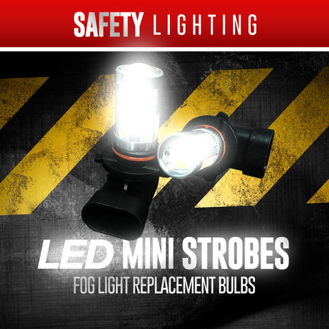 LED Mini Strobes | Fog Light Replacement Bulbs