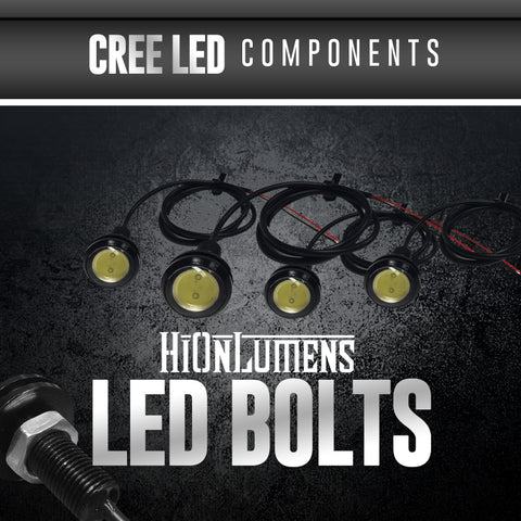 LED Bolts