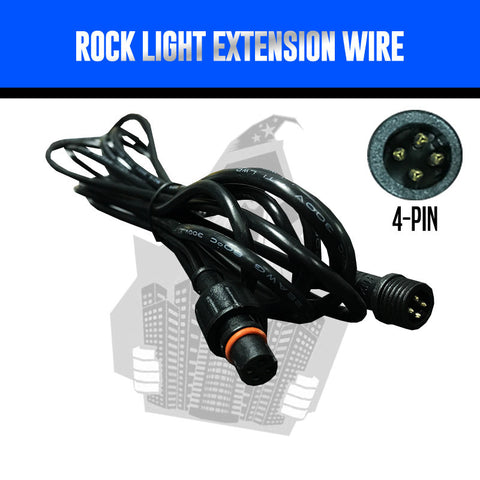 Rock Light Extension Wire